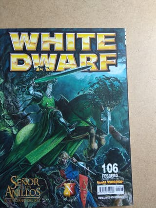 2 Revistas White dwarf