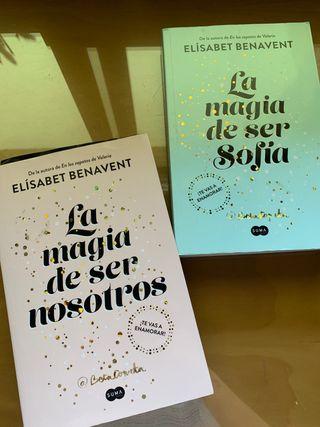 Libros Elisabet Benavent Pack
