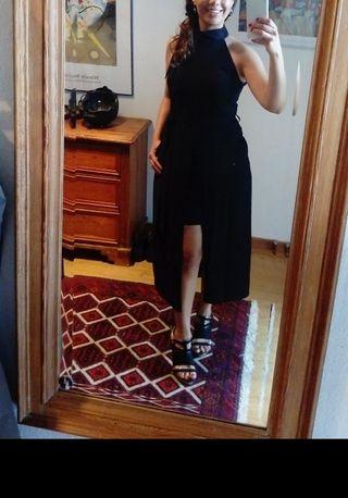 3e0235ce7 Vestido de fiesta Mango de segunda mano en Alicante en WALLAPOP