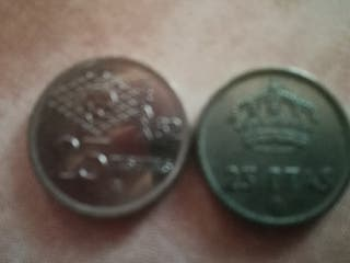 monedas 25 pesetas 1980 1982