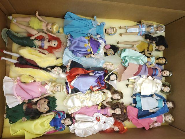 Muñecas de porcelana de Disney