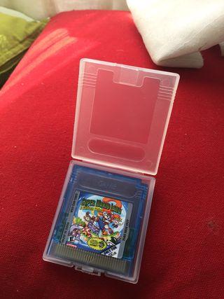 Super Mario Land 2 DX - Game Boy Color