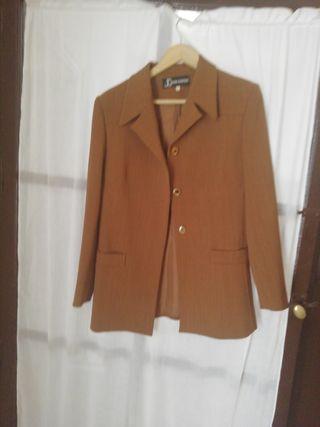 chaqueta larga