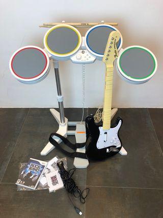 Juego Wii Rockband