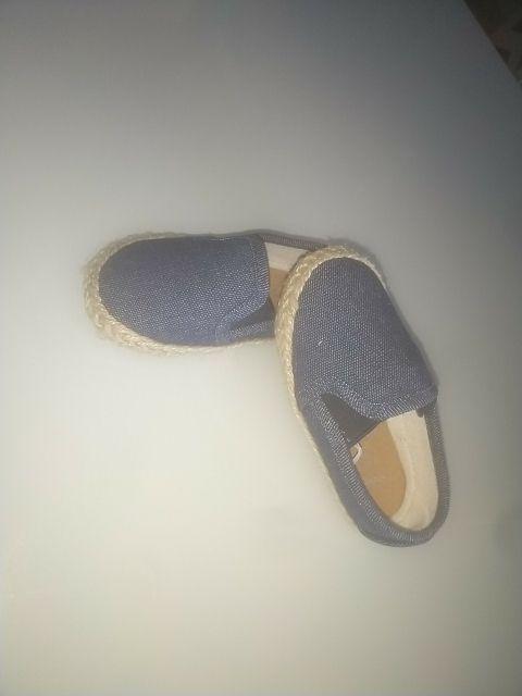zapatos esparto vaqueras