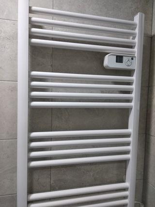 radiador digital eléctrico