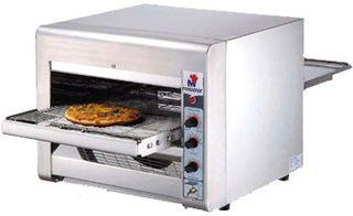 Horno pizza de tunel