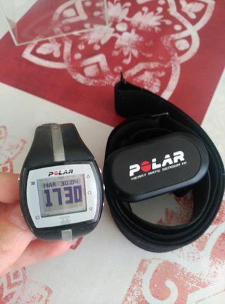 Pulsómetro Polar f7