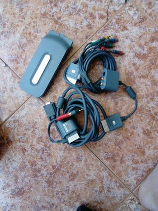 cables y accesorios de xbox 360