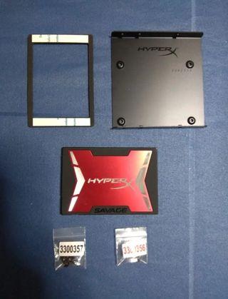 Disco duro Hiper X Savage 240GB