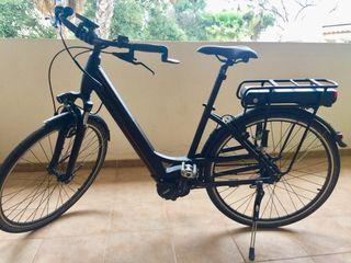 Bicicleta eléctrica WINORA Y170F con motor YAMAHA