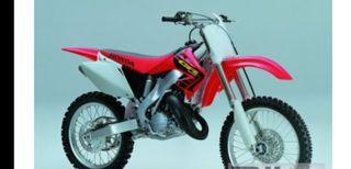 despiece honda cr 125 2002-2003