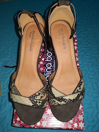 Zapatos verano Talla 38