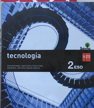 Tecnología 2° ESO. EDITORIAL SM