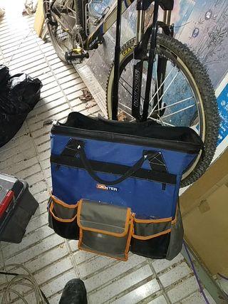 bolsa herramientas con ruedas