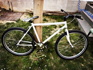 Bicicleta urbana / city bike single speed