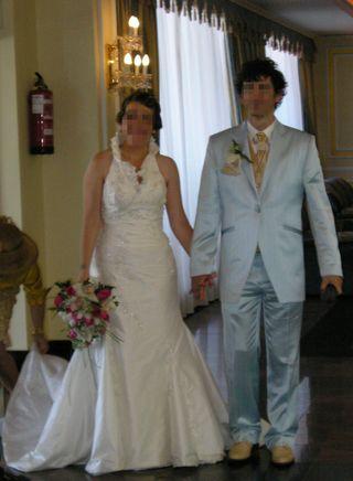 Traje de boda para novio o invitado. Enzo Romano
