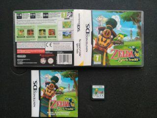 Zelda Spirit Tracks DS