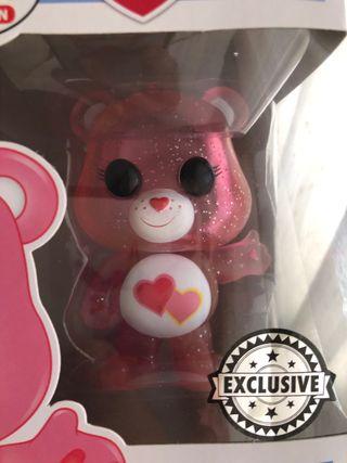 Funko exclusivo Love a lot bear glitter