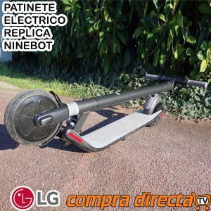 PATINETE ELECTRICO REPLICA NINEBOT CON BLUETOOTH