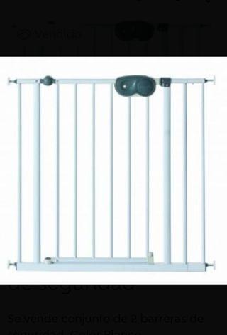 Barreras de seguridad