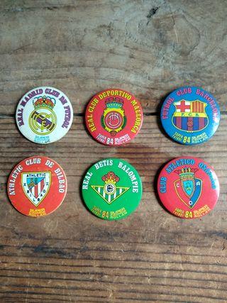 Chapas Super Fútbol 84, Super cromos Rollán