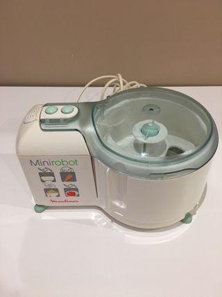 Mini robot de cocina Moulinex