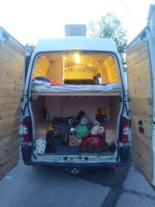 Renault Master 2007 camper