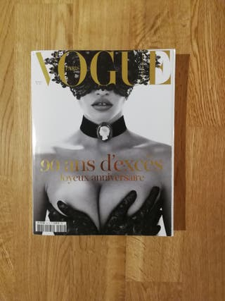 c560636796 Revistas Vogue de segunda mano en Madrid en WALLAPOP