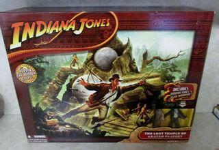Indiana Jones - Templo Akator - Hasbro
