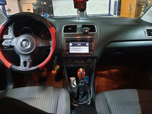 Volkswagen Polo Sport 2010