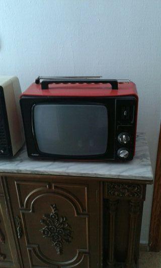 Television Vintage funcionando