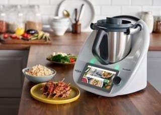 Thermomix cooking machine