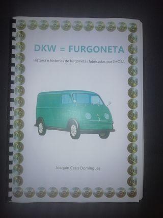 Libro DKW = FURGONETA