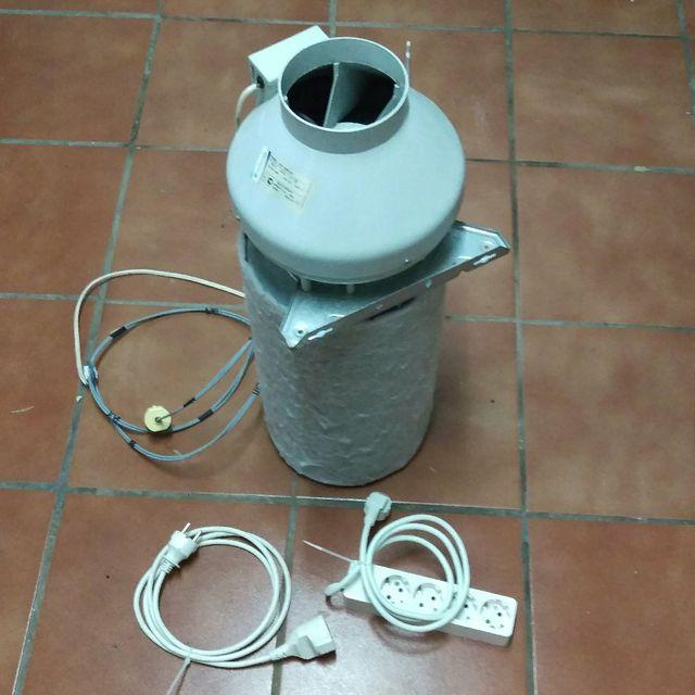 Extractor RVK 125 E2-A1