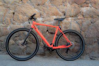 Bicicleta Urbana Orbea 40 Carpe Exposición