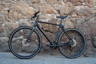 Bicicleta Urbana Orbea Carpe 40 Exposición