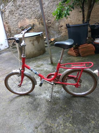 Bicicleta niño BH vintange
