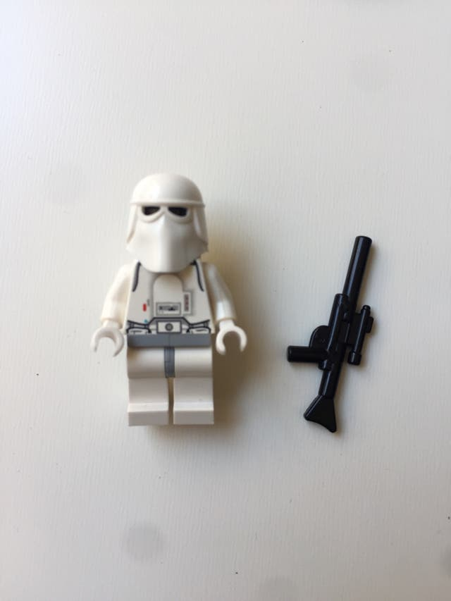 Lego original Snowtrooper