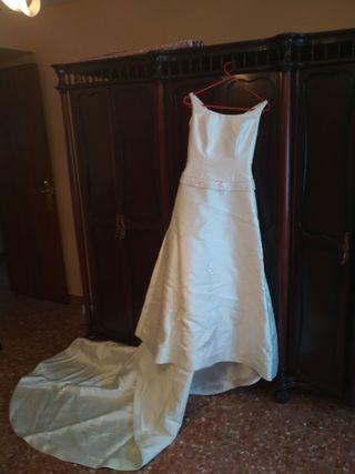 f2c5936f5 Vestido de novia Pronovias de segunda mano en Valencia en WALLAPOP