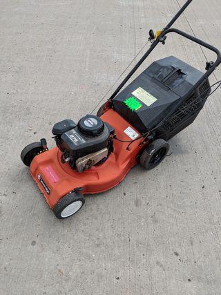 Fully serviced self propelled petrol lawn mower