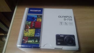 CAMARA DE FOTOS OLYMPUS D-735