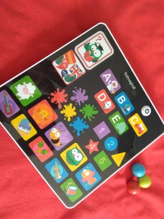 Tablet táctil infantil de Imaginarium