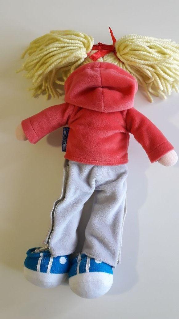 Muñeca de trapo Amanda Imaginarium