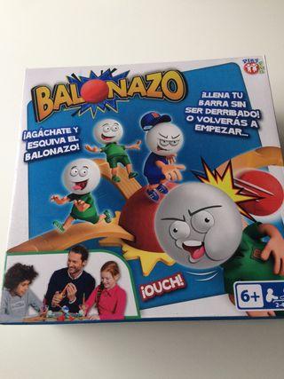 Juego de mesa Balonazo