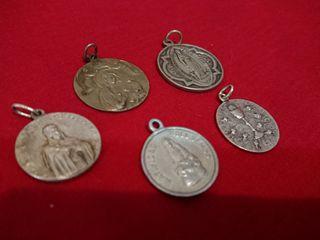 Medallon vintage, años 70