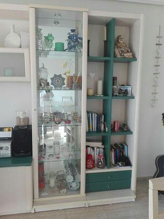 Mueble de sal n de segunda mano en alicante en wallapop - Muebles salon alicante ...
