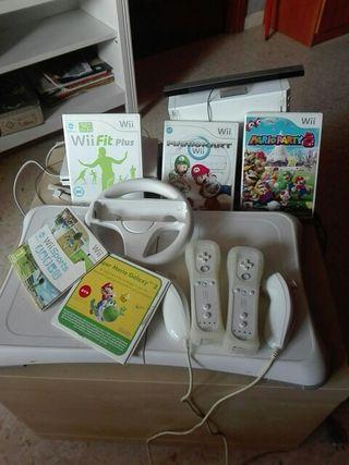 Consola Wii de Nintendo