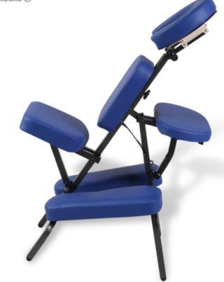 Silla postoperatorio mácula/ silla masajes