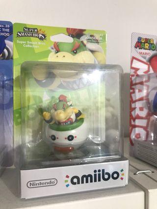 Amiibo Bowser Jr Super Smash Bros